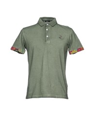 Take Two Polo Shirts Military Green
