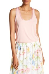 Tommy Bahama Dustin Scoop Neck Jersey Tank Pink