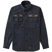 Wtaps Buds Hbt Shirt Black
