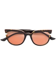 Dita Eyewear Monthra Sunglasses Brown