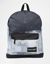 Religion Religon Ombre Back Pack Black