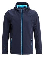 Killtec Honesto Soft Shell Jacket Dunkelnavy Dark Blue