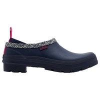 Joules Pop On Low Wellington Boots Navy