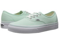 Vans Authentic Bay True White Skate Shoes Green
