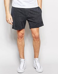 Only And Sons Jersey Short Shorts Black