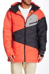 Dc Stage 15 Snow Jacket Orange