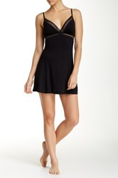 Fleurt Everyday Lace Chemise Black