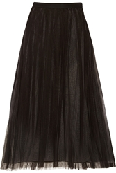Noir Sachin And Babi Burano Tulle Skirt Black