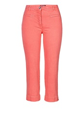Betty Barclay Cropped Perfect Body Jeans 4 Pockets Pink