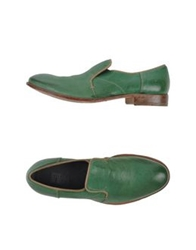 Moma Moccasins Light Green