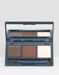 Eylure Brow Palette Brown Beige