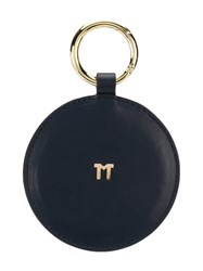 Tila March Round Handbag Mirror Blue