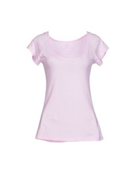 Ag Jeans Ag T Shirts Pink