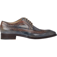 Harris Wingtip Bluchers