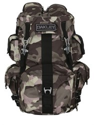 Oakley Camo Printed Mechanism Backpack