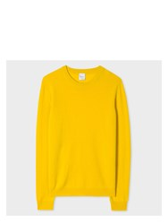 Paul Smith Women's Yellow Cashmere Sweater