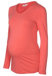 Bellybutton Laure Long Sleeved Top Rose Of Sharon Pink