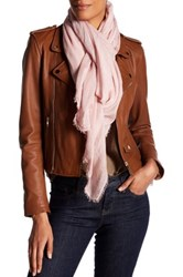 Zadig And Voltaire Solid Wrap Scarf Beige
