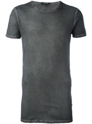 Unconditional Slim T Shirt Grey