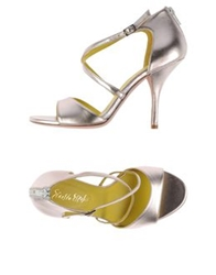 Ernesto Esposito Sandals Light Purple