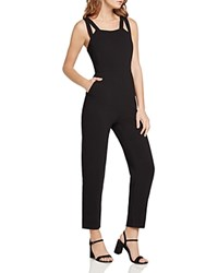 Bcbgeneration Cutout Jumpsuit Black