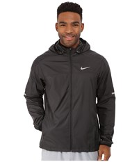 Nike Vapor Jacket Black Black Reflective Silver Men's Coat