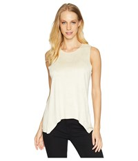 Bishop Young Paulina Tank Top Stone 1 Sleeveless Khaki