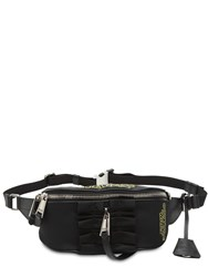 Moschino Couture Wars Belt Pack Black