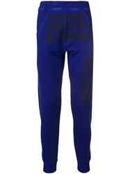 Dsquared2 Dean And Dan Track Pants Blue