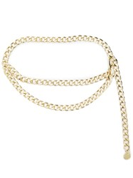 B Low The Belt Gissel Chain Gold