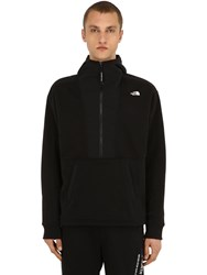 The North Face Nse Graphic P O Cotton Sweatshirt Hoodie Black