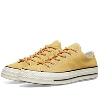 Converse Chuck Taylor 1970S Ox Basecamp Suede Yellow