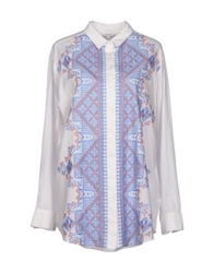 Manoush Shirts White