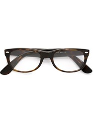 Ray Ban Ray Ban 'The Timeless Rb5228' Glasses Brown