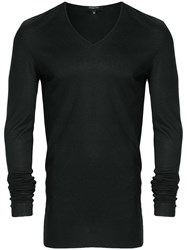 Unconditional Long Sleeve T Shirt Black