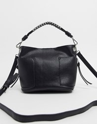 Steve Madden Sammy Tote In Black