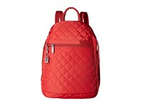 Hedgren Diamond Pat Backpack Red Backpack Bags