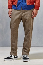 Kato Brown Speckle Chino Pant