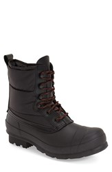 Men's Hunter 'Original' Quilted Boot Black
