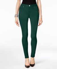 Inc International Concepts Curvy Fit Skinny Pants Only At Macy's Hunter Forest