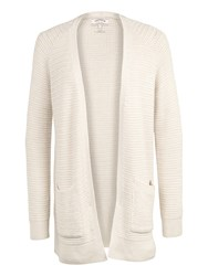 Fat Face Harriet Cardigan Ivory