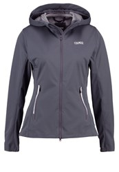 Colmar Soft Shell Jacket Iron Gate Anthracite