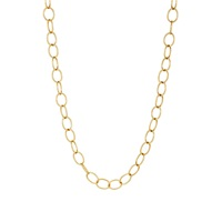 Cathy Waterman Oval Link Chain