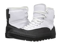 Converse Chuck Taylor All Star Tekoa Waterproof White Black White Men's Waterproof Boots