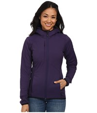 Black Diamond Deployment Hybrid Hoodie Nightshade Women's Sweatshirt Gray