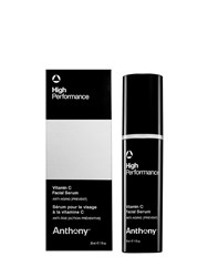 Anthony Logistics For Men High Performance Vitamin C Serum Transparent