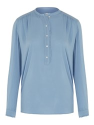 Hartford Corazon Blouse Blue