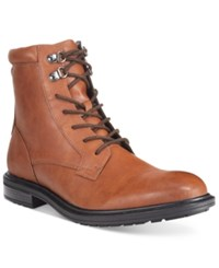 Alfani Men's Mel Plain Toe Boots Only At Macy's Men's Shoes Tan