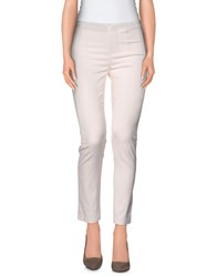 Pianurastudio Trousers Casual Trousers Women Light Pink