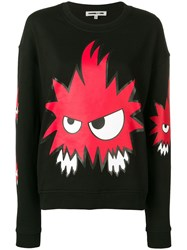 Mcq By Alexander Mcqueen Monster Sweatshirt Black